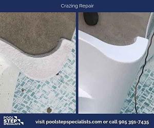 Crazing repair