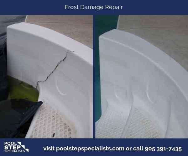 Frost Damage Repair