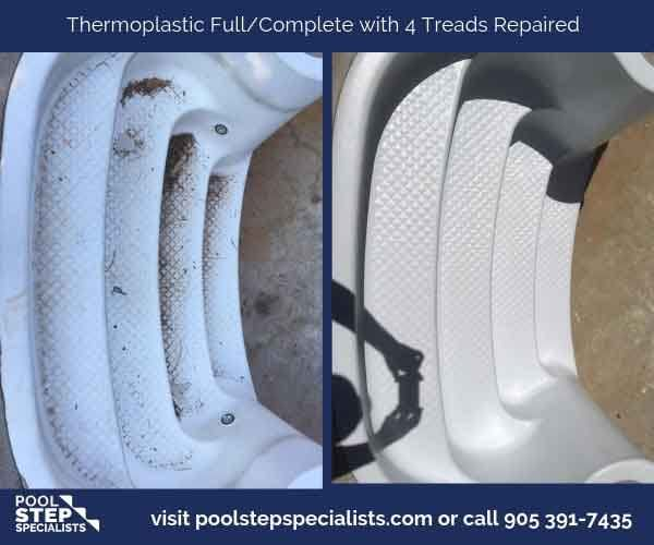 Thermo Complete with 4  tread