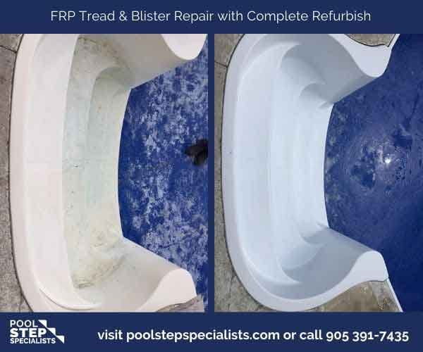 FRP Tread & Blister w Complete