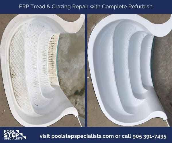 FRP Tread & Crazing Repair w Complete