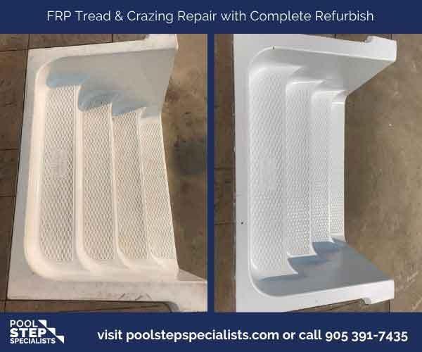 FRP Tread & Crazing repair w Complete (2)