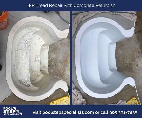 FRP Tread Repair w Complete