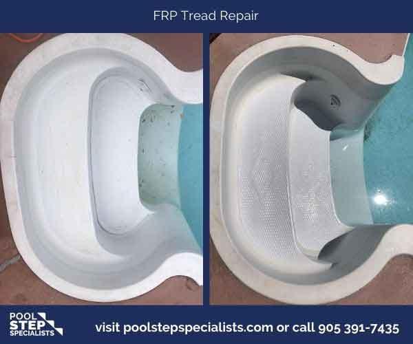 FRP Tread Repair