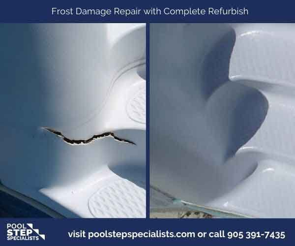 Frost Damage Repair w Complete